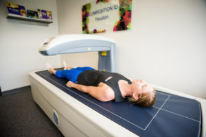 a woman getting the Benefits Of Body Composition