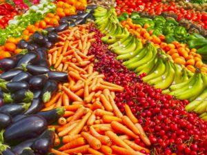 nutrition - fruit