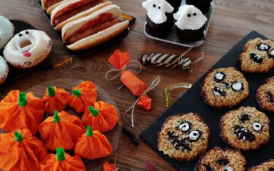 """5 Recipes to """"Trick"""" Yourself with """"Treats"""" this Halloween"""