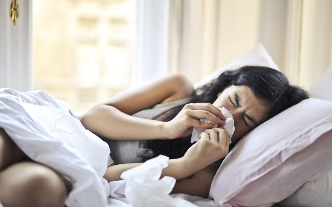These Five Bad Habits Will Crash your Immune System